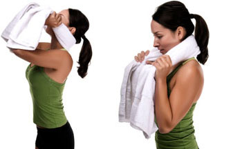 Neck Towel