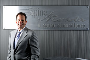 Dr. James Lynch first in Nevada to use Titan Spine's nanotechnology, spine nevada reno, sparks, carson city