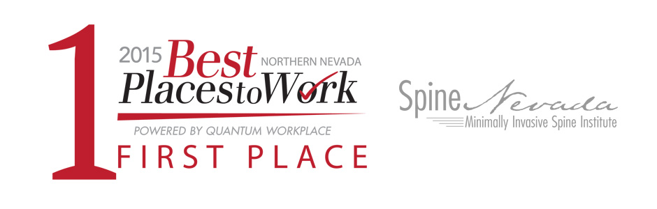 Best places to work, Spine Nevada Minimally Invasive Spine Institute Reno, Sparks, Carson City