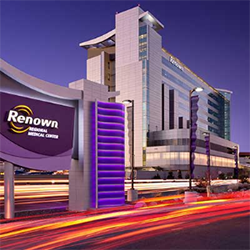 renown regional medical center, reno nevada